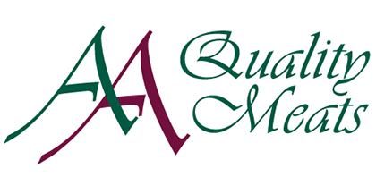 AA Quality Meats Mobile Logo